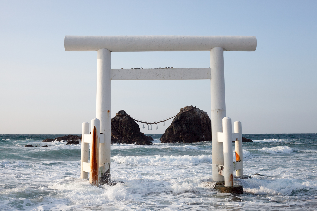 糸島の神社と遺跡の旅